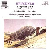 Bruckner: Symphonies no 8 & 