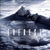 Everest - The soundtrack by Dario Marianelli