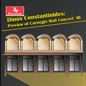 Dinos Constantinides (b.1929): Works for Solo Chamber Group -