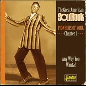 Various Artists: The  Great American Soul Book Chapter 1: Pioneers of Soul