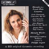 Manuela Wiesler Plays French Flute Concertos