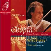 Chopin: Cello Waltzes Vol 1 / Wispelwey, Lazic