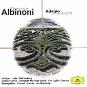 Eloquence - Albinoni: Adagi, Concerti / Holliger, et al