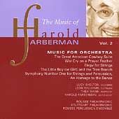 The Music of Harold Farberman Vol 2 / Farberman, et al