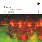Franck: Symphony in D minor, Les Eolides / Masur, NYPO