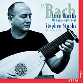 Bach: Lute Works / Stephen Stubbs