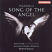 Song of the Angel - Piazzolla / Crabb, Tognetti, et al