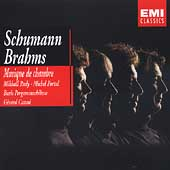 Schumann, Brahms: Musique de Chambre / Rudy, Portal, et al