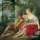 Purcell: Complete Secular Solo Songs / King's Consort, et al