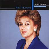 Artist Portrait - Kiri Te Kanawa
