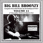 Big Bill Broonzy: Complete Recorded Works, Vol. 11 (1940-1942)