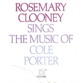 Rosemary Clooney: Rosemary Clooney Sings the Music of Cole Porter