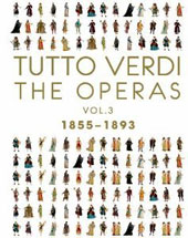 Tutto Verdi: The Operas, Vol. 3 - 1855-1893 / Falstaff, Otello, Aida, Don Carlos, La Forza del Destino, Un Ballo, Simon Boccanegra, I Vespri Siciliani [8 Blu-Ray]