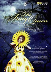 Henry Purcell: The Fairy Queen / Thomas Randle, Yvonne Kenny, Richard Van Allan, Simon Rice, Michael Chance. English Nat'l Opera, Kok [DVD]