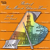 Rarities of Piano Music at Schloss vor Husum, 2004