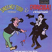 Blyton: Sweeney Todd, Dracula!
