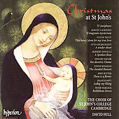 Christmas at St John's / David Hill, St John's College Choir