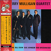 Gerry Mulligan: Gerry Mulligan Quartet
