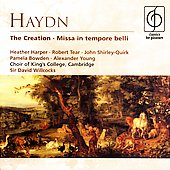 Haydn: The Creation / David Willcocks