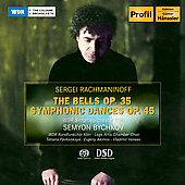 Rachmaninoff: The Bells, Symphonic Dances / Bychkov