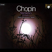 Chopin: Nocturnes, Preludes / Harasiewicz