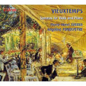Vieuxtemps: Sonatas for Viola & Piano / Xuereb, Pondepeyre