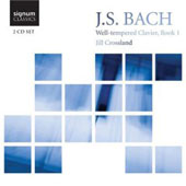 Bach: Well-Tempered Clavier Book 1 / Crossland