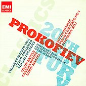 EMI 20th Century Classics - Prokofiev: Symphony no 1 in D major 
