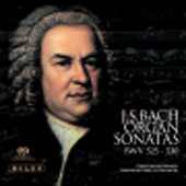 Bach: Organ Sonatas / Christopher Wrench