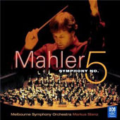Mahler: Symphony No. 5 / Melbourne SO; Stenz