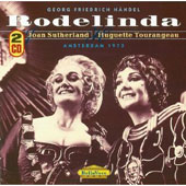 Handel: Rodelinda