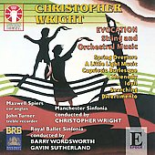 Chistopher Wright: Evocation - String and Orchestral Music