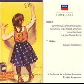 Bizet: Suites; Symphony in C; Turina: Danzas Fant&#225;sticas