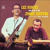 Lee Konitz: Lee Konitz Meets Jimmy Giuffre