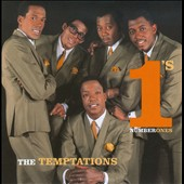 The Temptations (Motown): Number 1's: The Temptations