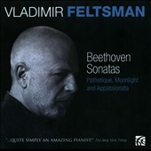 Beethoven: Sonatas / Vladimir Feltsman, piano