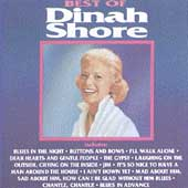 Dinah Shore: Best of Dinah Shore [Curb]
