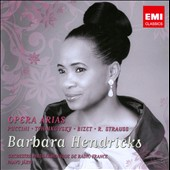 Opera Arias / Barbara Hendricks