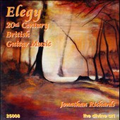 Elegy: 20th Century British Guitar Music