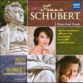 Franz Schubert: Piano Four Hands, Vol. 1