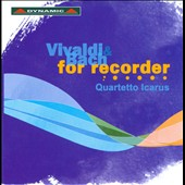 Vivaldi & Bach For Recorder