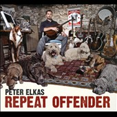 Peter Elkas: Repeat Offender [Slipcase] *
