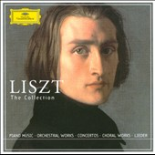 The Liszt Collection [Limited Edition - 34 CDs]