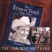 Osborne Brothers: The Ernest Tubb Song Folio
