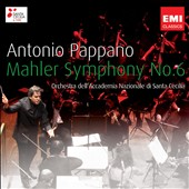 Mahler: Symphony No. 6 / Antonio Pappano