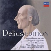 The Decca Delius Edition / Charles Mackerras [8 CDs]