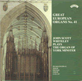 Great European Organs Vol 41 / John Scott Whiteley