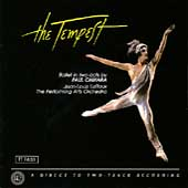 Chihara: The Tempest / Le Roux, Performing Arts Orchestra