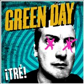 Green Day: ¡Tré! [CD + Large T-Shirt] [PA]