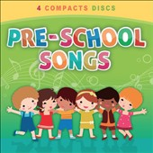 Various Artists: Pre-School Songs [Box]